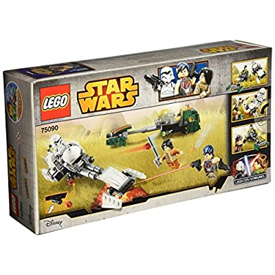 LEGO Star Wars Ezra's Speeder Bike: Toys & Games