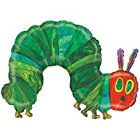 """The Very Hungry Caterpillar Eric Carle Jumbo 43"""" Foil Party Balloon"""