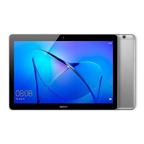 Huawei Mediapad T3 10 Tablet 9 6 HD IPS WiFi Procesador Quad Core Snapdragon 425 2GB de RAM 16GB de Memoria Interna Android 7 Gris
