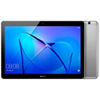 Huawei Mediapad T3 10 Tablet WiFi, CPU Quad-Core A53, 2 GB RAM, 16 GB, Pantalla de 10 pulgadas, Gris (Space Gray)