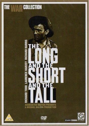 The Long, The Short & The Tall [DVD] (The Long And The Short And The Tall)