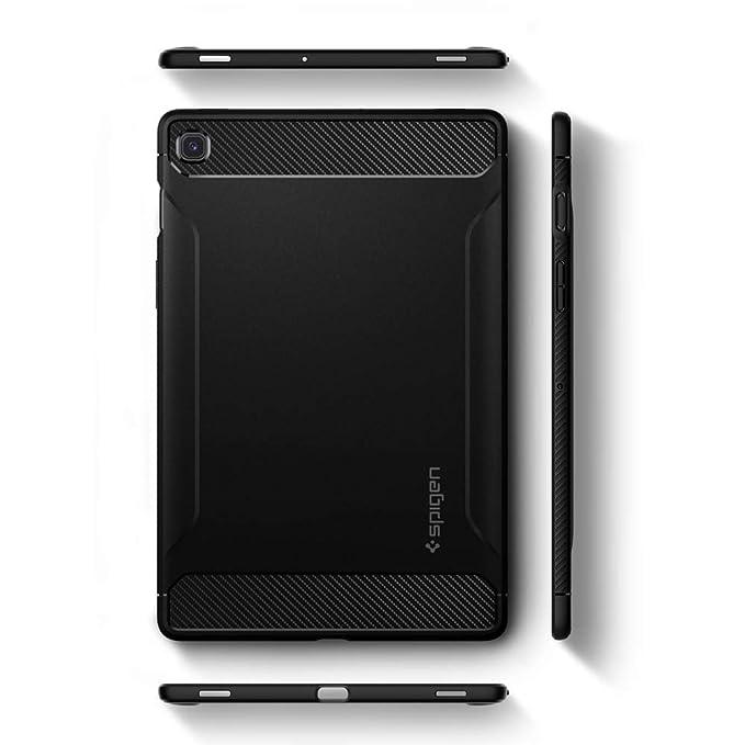 Spigen Rugged Armor Designed for Samsung Galaxy Tab S5e Case (2019) - Matte Black