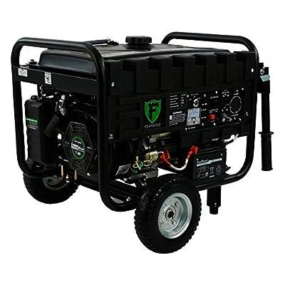 DuroStar Fortress 4400 Watt Hybrid Propane/Gas Generator
