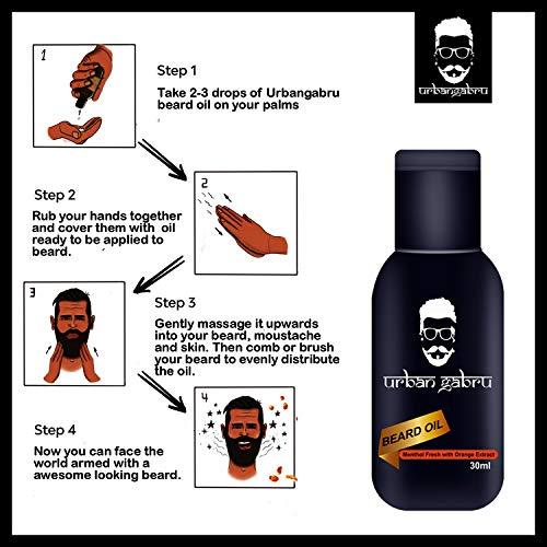 beard oil urbangabru
