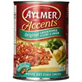 Aylmer Accents Original Petit Cut Tomatoes (Pack of 12)