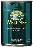 Wellness Complete Health Venison & Sweet Potato Na...