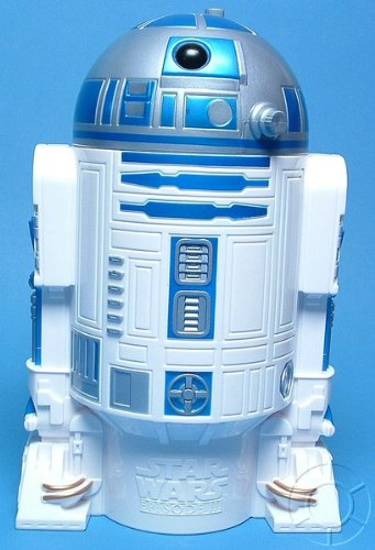 """Kellogg's Promo R2-D2 Episode III 10"""" Cookie Jar RARE for sale  Delivered anywhere in USA"""