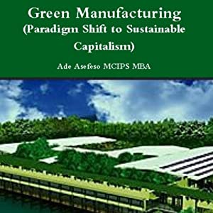 Green Manufacturing Audiobook