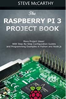 Raspberry pi electronics projects for the evil genius donald norris the raspberry pi 3 project book more project ideas with step by fandeluxe Gallery