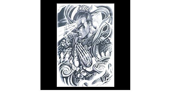 Zhuhuimin 3 Unidades/Conjunto Etiqueta engomada del Tatuaje del ...