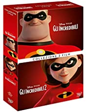 Gli Incredibili 1-2 (Box 2 Dvd)