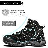 ELAPHURUS Hiking Boots Men Waterproof Trekking