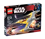 : LEGO Star Wars 7660 Naboo N-1 Starfighter with Vulture Droid