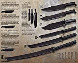 Cold Steel All Purpose Tactical Machete with