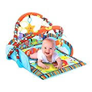 COLORTREE Baby Soft Activity Center Play Gym Mats