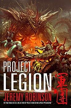Project Legion (Nemesis Saga Book 5) by [Robinson, Jeremy]