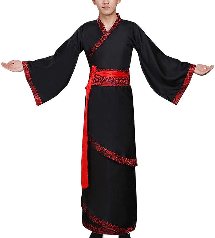 Amazon.com: uirend Disfraz chino tradicional Hanfu para ...