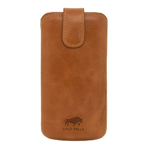 Solo Pelle iPhone 6 / 6S / 7 / 8 Leather Carrying Case