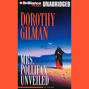 Mrs. Pollifax Unveiled Audiobook
