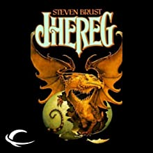 Jhereg: Vlad Taltos, Book 1 Audiobook by Steven Brust Narrated by Bernard Setaro Clark