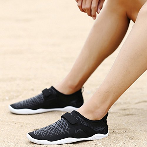 Barefoot Water Unisex Walsh Dive Black Swim Beach Quick Pa Shoes Kyle Dry Yoga Surf for 1CHgtnqx