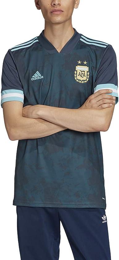 Amazon Com Adidas Argentina 2020 Away Jersey Clothing