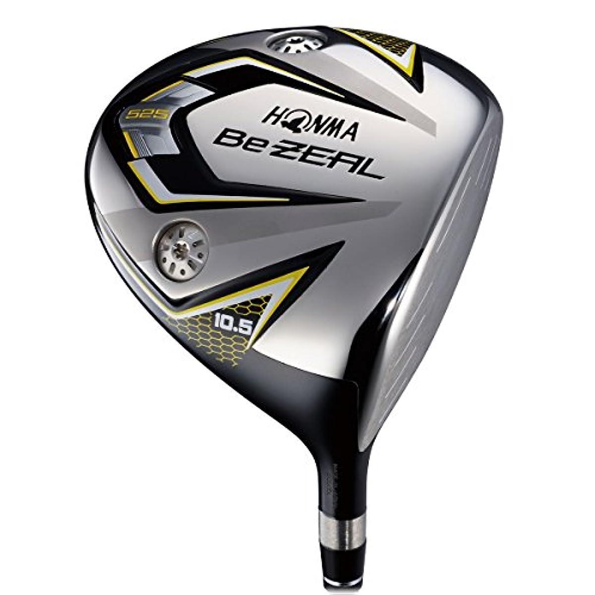 [해외] 혼마 골프 드라이어이버 BE ZEAL busy루 525 드라이어이버 10.5도 VIZARD FOR BE ZEAL샤프트 플렉스:R BZ525T105 오른쪽 로프트각:10.5도 번째:1W