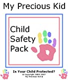 Child Safety Pack by My Precious Kid - Child ID Kit & Safety Product