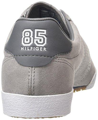 Tommy Hilfiger P2285layoff 1b, Pantofole Uomo Grigio (Grau (Light Grey 051))