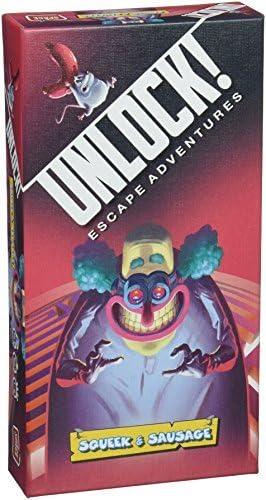 Unlock! Squeek and Sausage: Amazon.es: Juguetes y juegos
