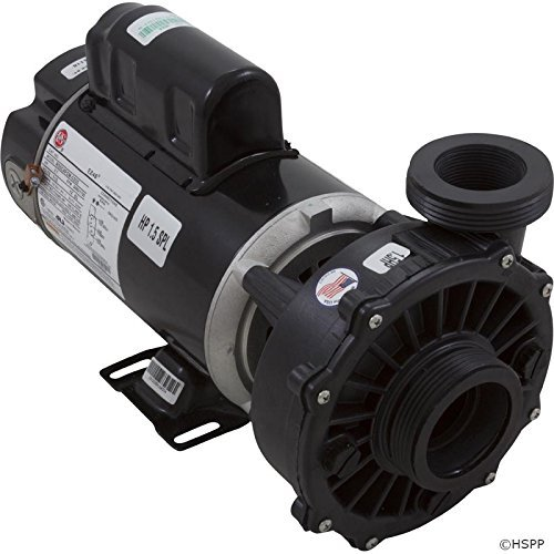 RWPARTS Waterway 2 HP, 2 Speed, Hi Flo, 110V w/3' Nema Cord, Pump for Above Ground Use