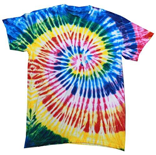 Colortone Tie Dye T-Shirt 6-8 (SM) Santa Barbara