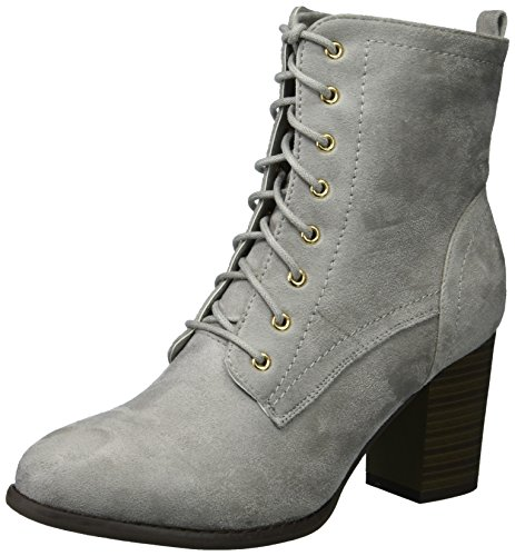 Brinley Co Women's Birdie Combat Boot