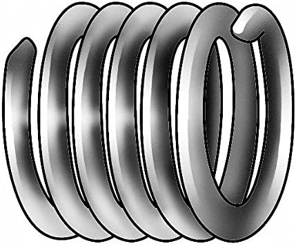 #12-24 x 2D Helicoil Insert 18-8 Stainless Steel Unified US Coarse Qty-25 0.432