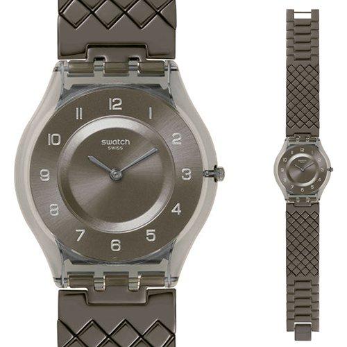 Swatch Magie Nocturne - Reloj de las mujeres, gray: Swatch ...