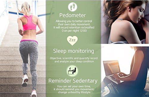 Desconocido KKtick No.1 G5 Smartwatch Ritmo cardíaco Fitness ...