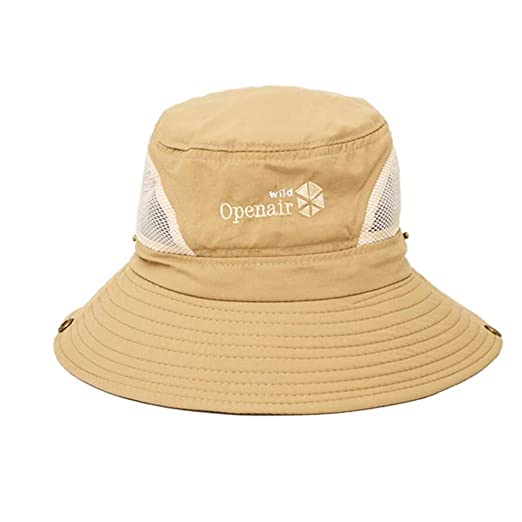 RMJAI Sombrero para el sol para hombres UPF50 + Estilo australiano ...