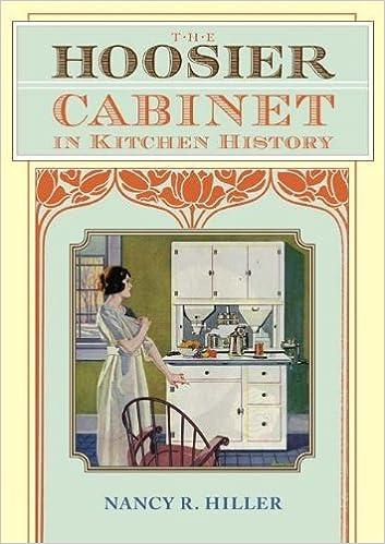 The Hoosier Cabinet in Kitchen History: Nancy R. Hiller ...
