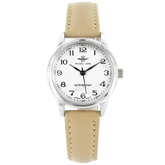 Muy Bella Reloj Mujer Caramel Michael John 889