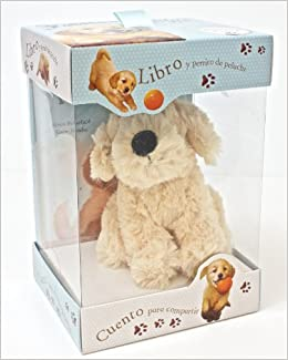 Libro y perrito de peluche, patitas sucias (Spanish Edition): Parragon Books: 9781445499857: Amazon.com: Books