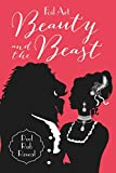 Foil Art: Beauty and the Beast