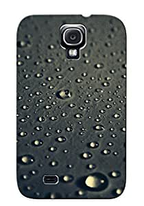 Fashion Protective Water Drops Case Cover Design For Galaxy S4