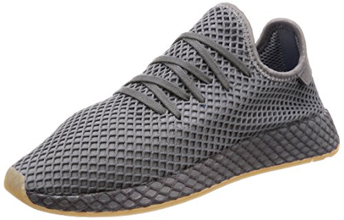 Grey Deerupt Adidas Runner Mens Sneakers 1zx6wq