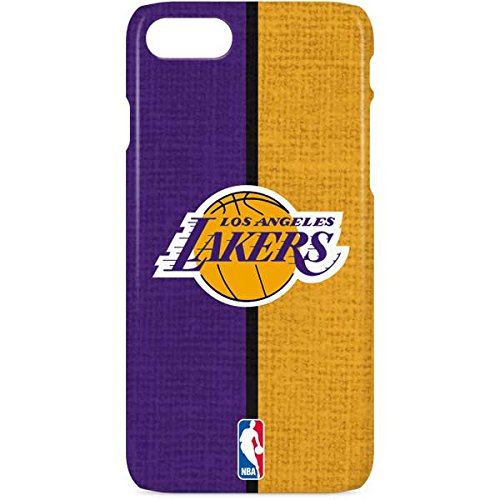 Image Unavailable. Image not available for. Color  Los Angeles Lakers  iPhone 8 Case - Los Angeles Lakers Canvas  a0ed49ca2