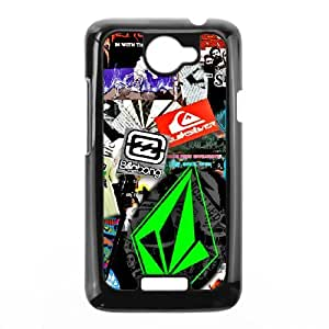 Order Case Volcom For HTC One X O1P262186