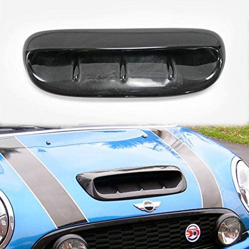 EPR Type DG Style Carbon Fiber Hood Scoop Vents Bodykits for 2006 Mini Cooper S R53