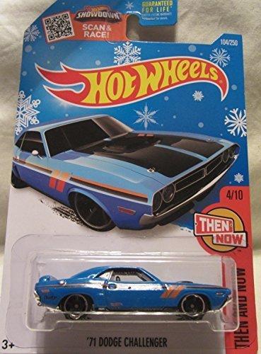 71 dodge challenger hot wheels - 7