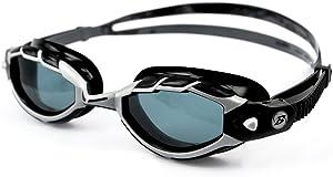 Barracuda Triton Swim Goggle, Wire Frame for Adults (33925)
