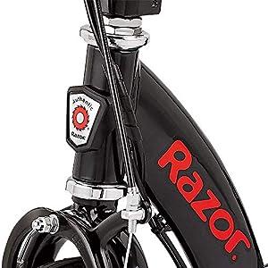 Razor Power Core E100 – Trottinette électrique pour enfant – Rouge