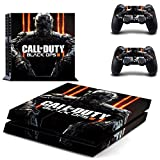 PS4 Call of Duty: Black Ops 3 Waterproof Vinyl Skin Decal Cover for Playstation 4 System Console and Controllers